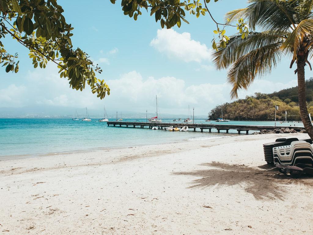Anse à l'âne, Martinique