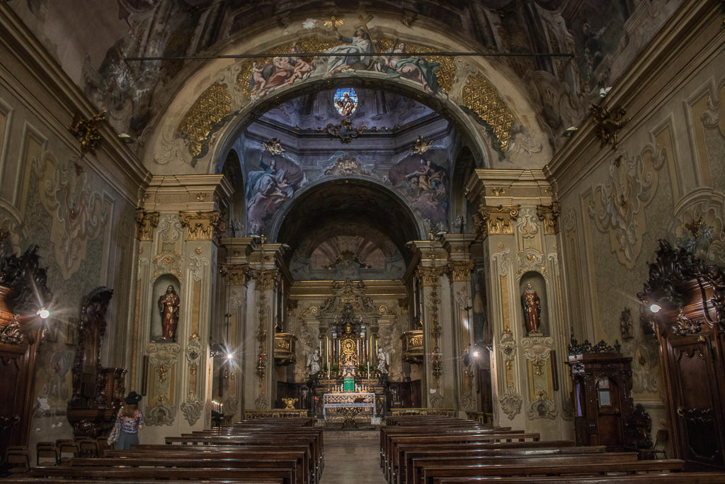 Eglise Bergame