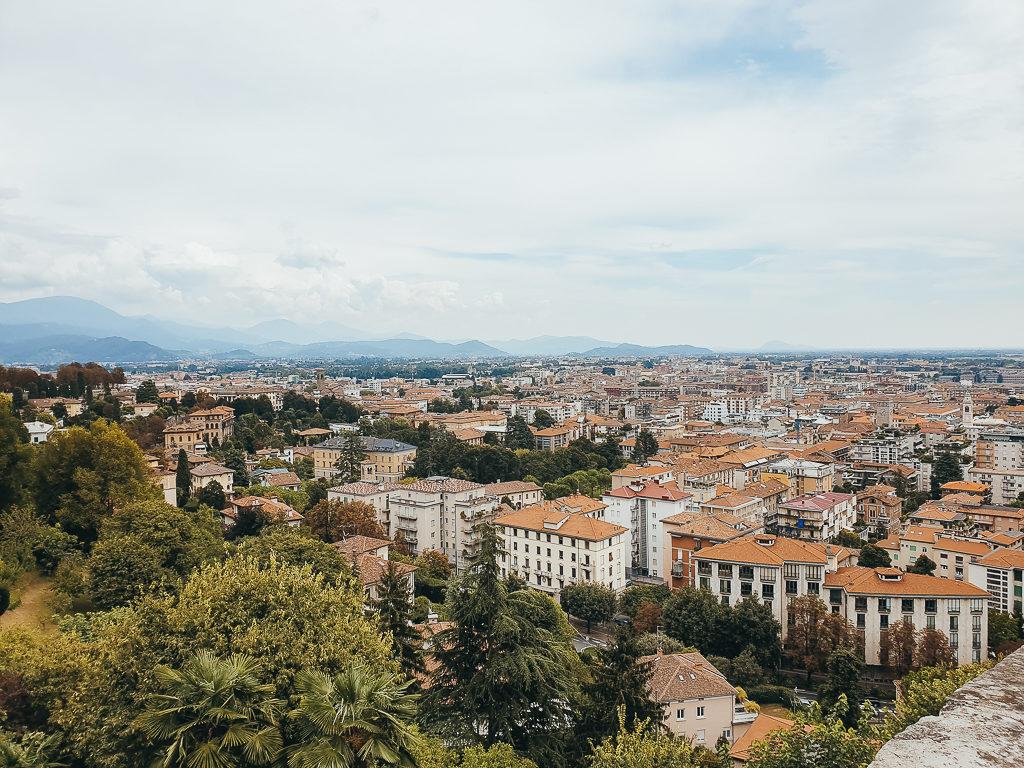 Città Alta Bergame