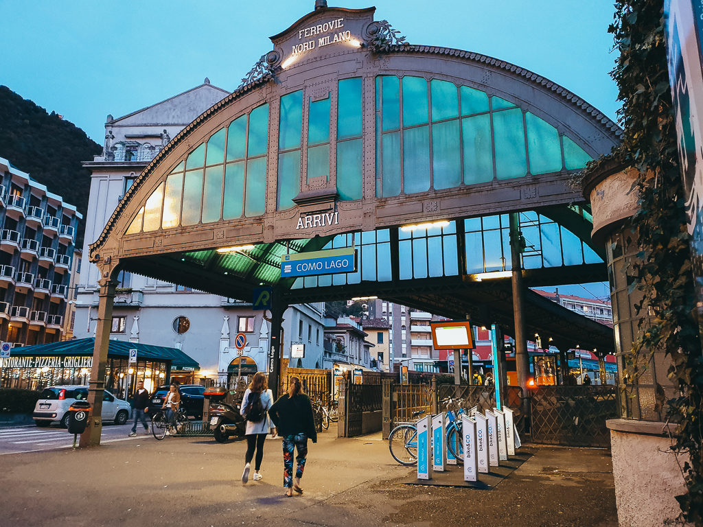 Gare de Côme