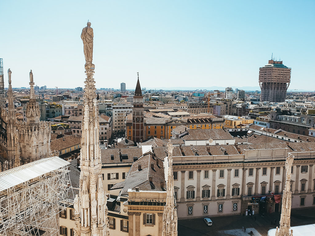 Terrasse Duomo