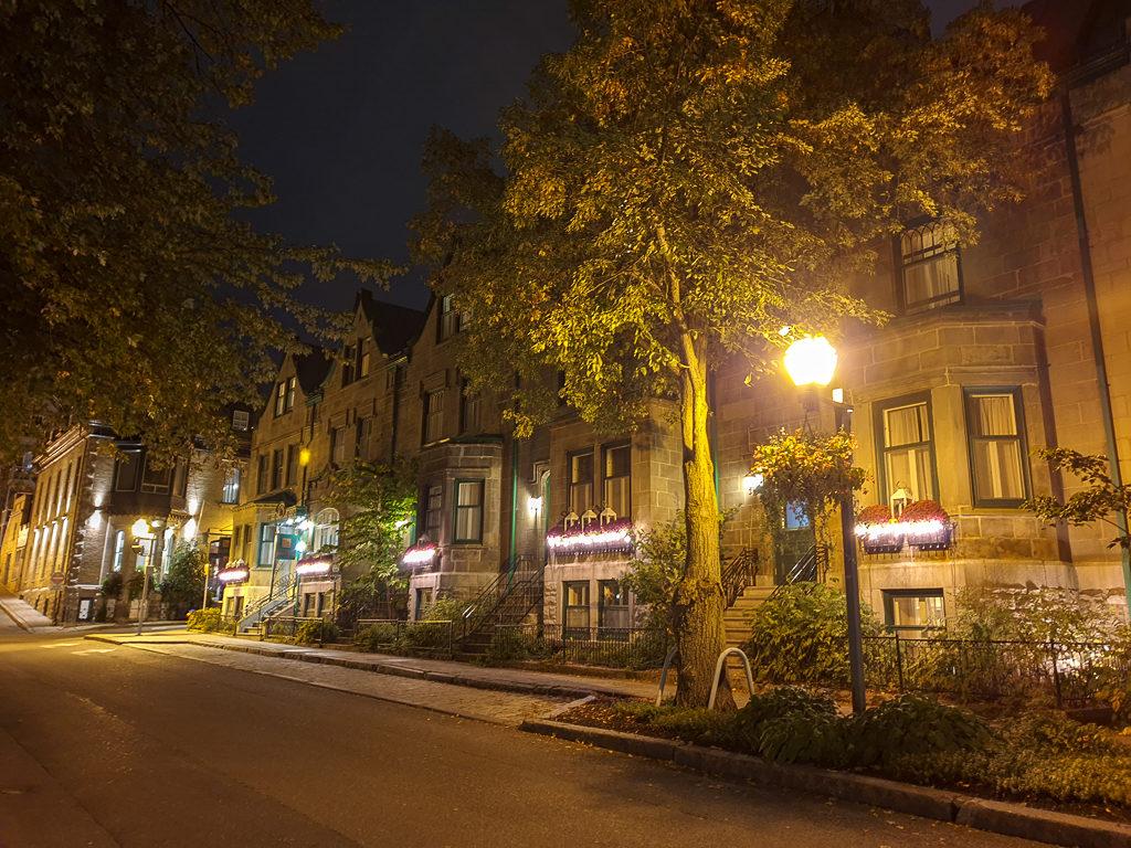 Rues Vieux-Québec