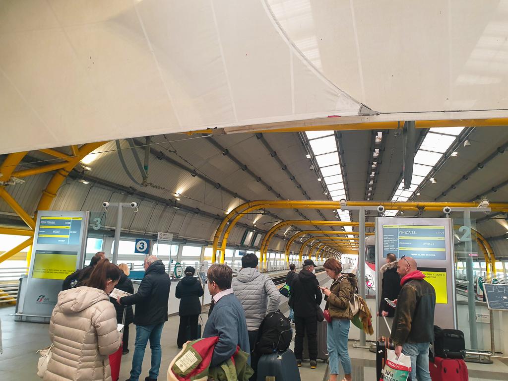 Gare de Fiumincino
