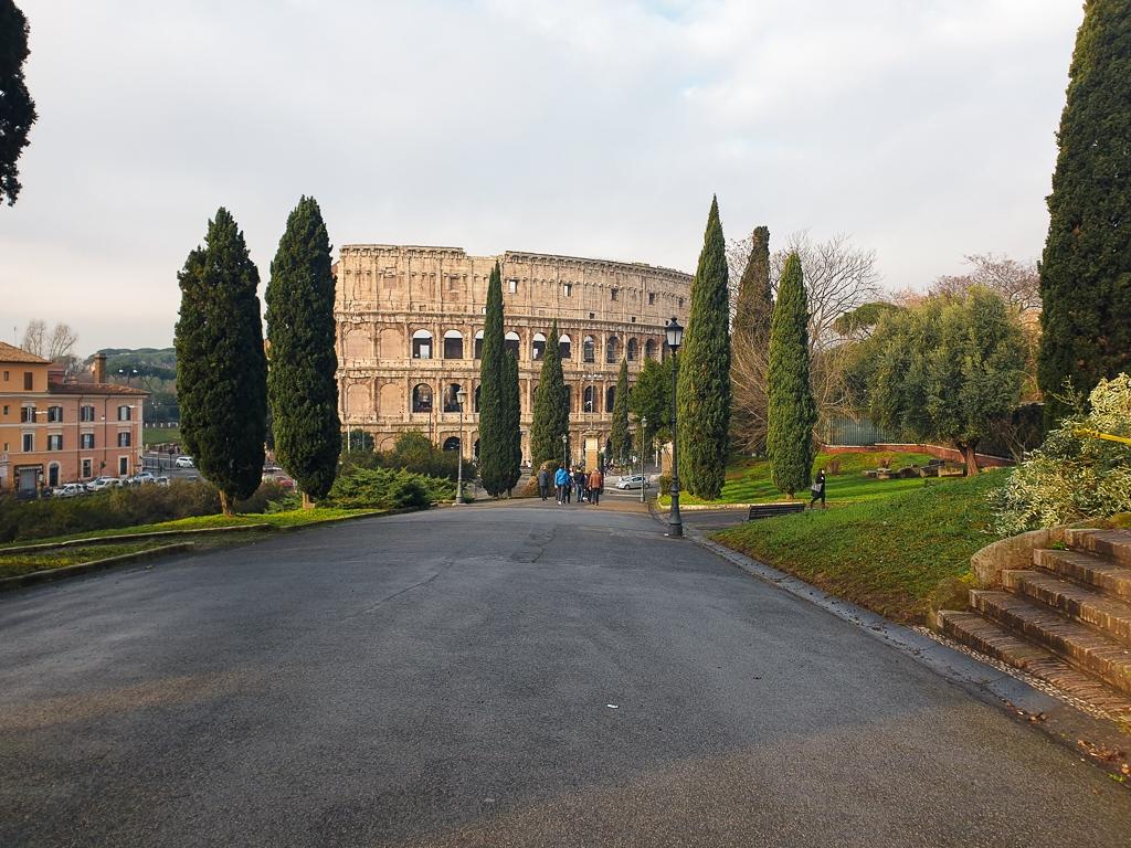Colisée, visiter Rome