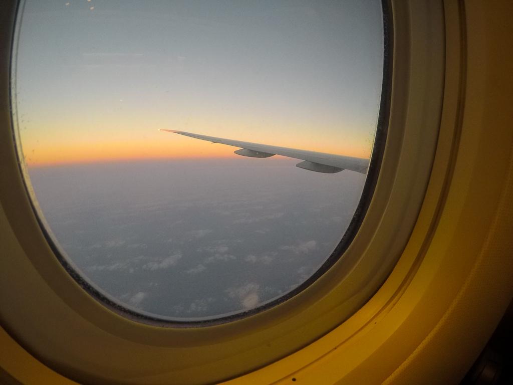 Hublot avion Taiwan