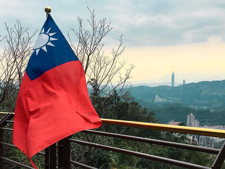 Taïwan flag
