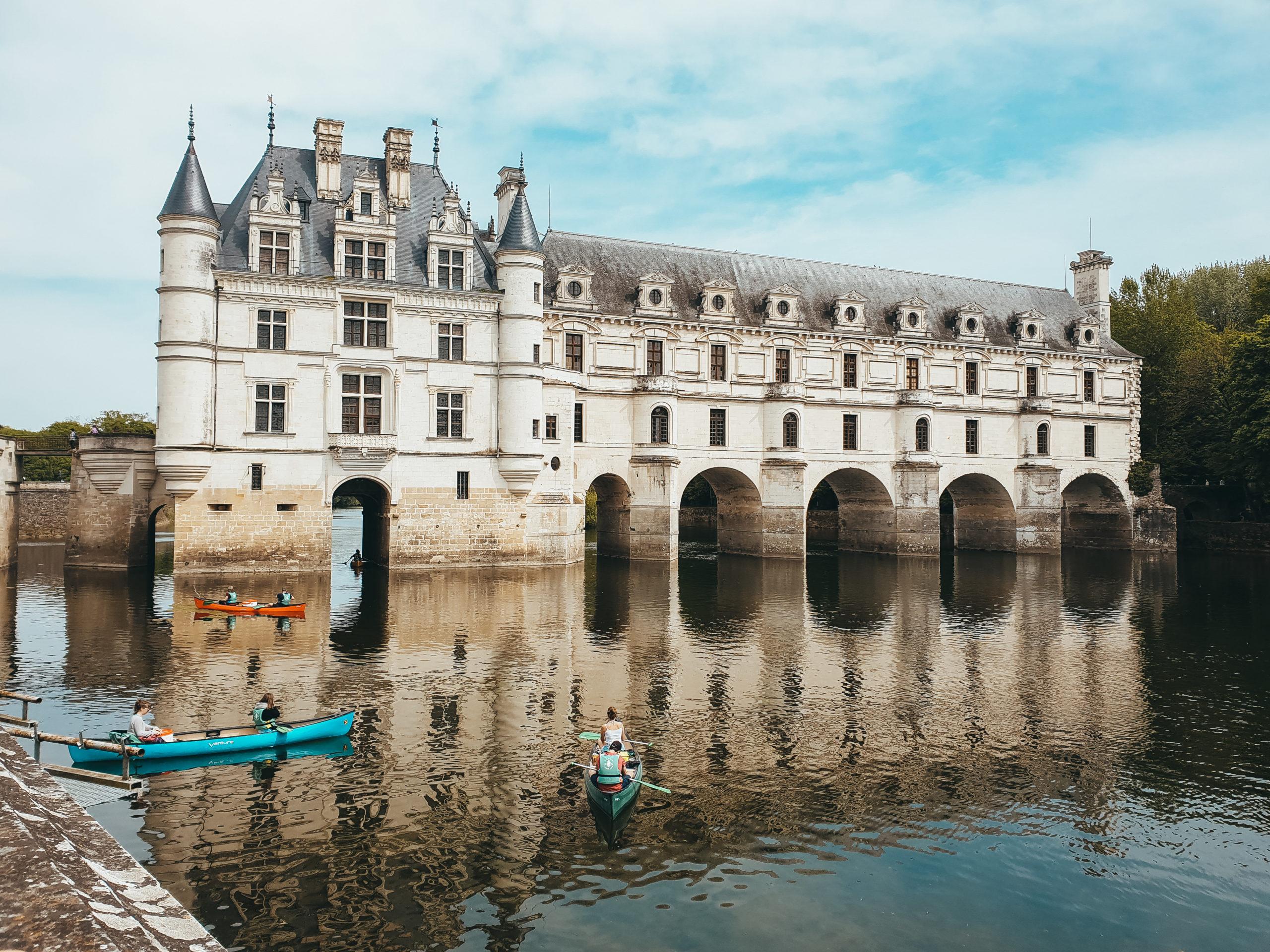Château de la Loire : Chenonceaux