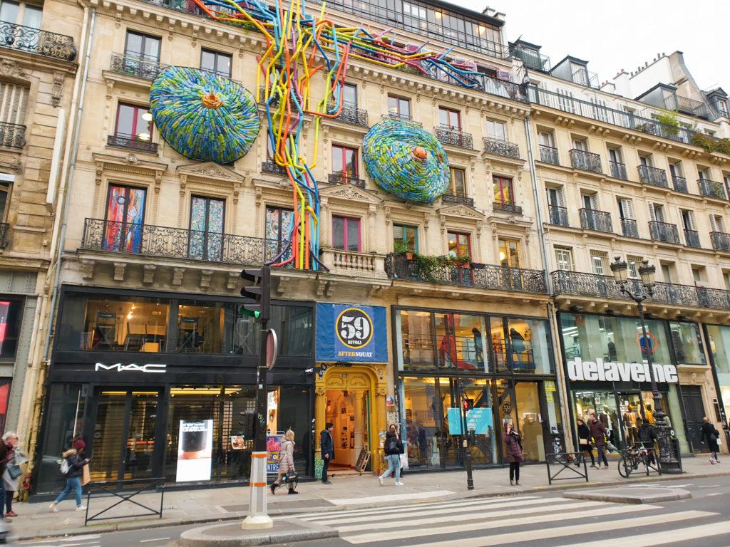 59 rivoli, insolite à Paris