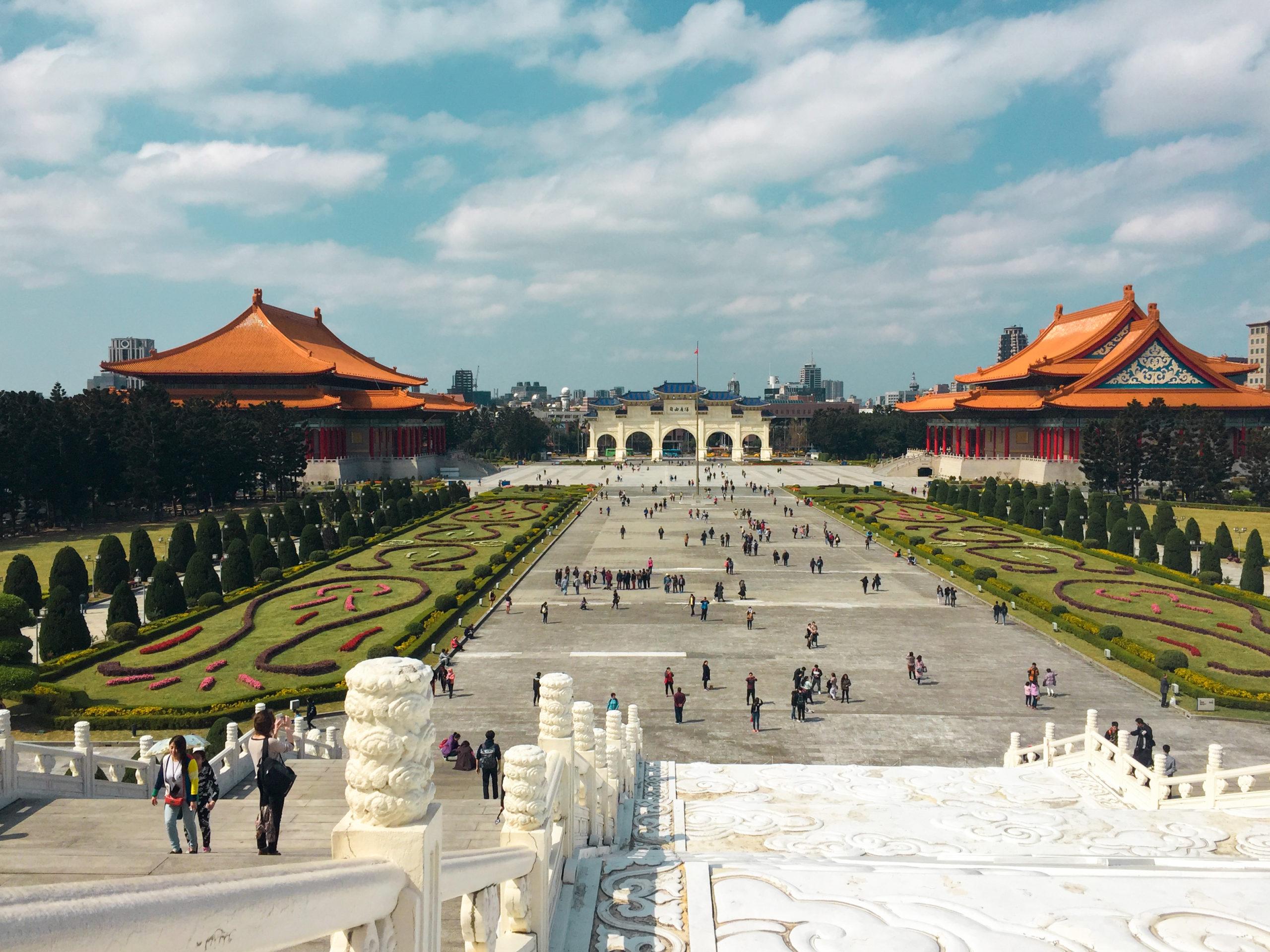 Visite Taipei, Taiwan