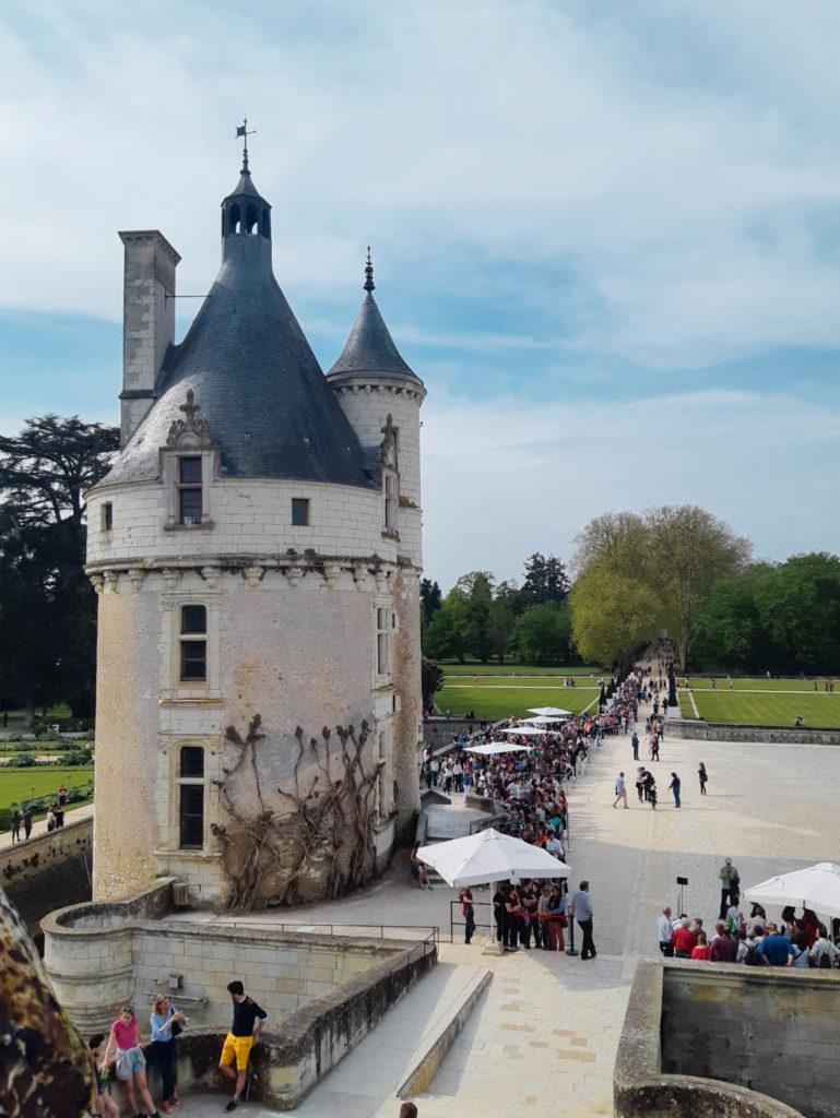 château de la Loire : Chenonceau
