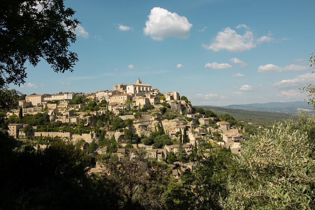 Villages de Provence : Gordes plus beau village de France