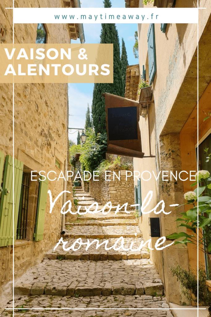 Une nouvelle journée en Provence s'ouvre à nous ! Toujours du côté du Vaucluse, au pied du Mont-Ventoux se trouve l'antique cité de Vaison-La-Romaine. Une ville typique provençale au charme fou, un château comtal dominant toute la vallée et l'un des plus vaste site archéologique d'Europe ! Que demander de plus ? Bien sûr restaurants et commerces foisonnent dans le centre-ville pour tous les visiteurs curieux souhaitant faire une pause agréable. #vaison #vaucluse #voyageenfrance #vaisonlaromaine