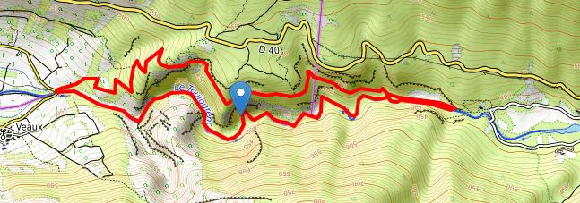 GR 91 et Gorges du Toulourenc