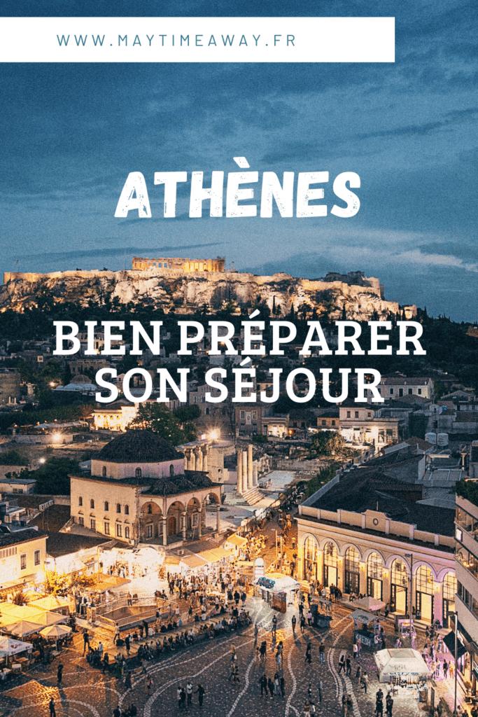 Visiter Athènes en un weekend, 2 ou 3 jours. Voici tous mes conseils pratiques pour préparer au mieux votre voyage ou séjour dans la capitale de la Grèce. Je vous dit où loger, où manger, où admirer les plus beaux couchers de soleil, où aller boire un verre et sortir le soir. Comment préparer au mieux, se rendre dans le centre d'Athènes. Vous avez également accès à mon guide de voyage sur AThènes. #Athènes #visiterathènes #visiterlaGrèce | Visiter la Grèce | Conseils voyage Grèce et Athènes