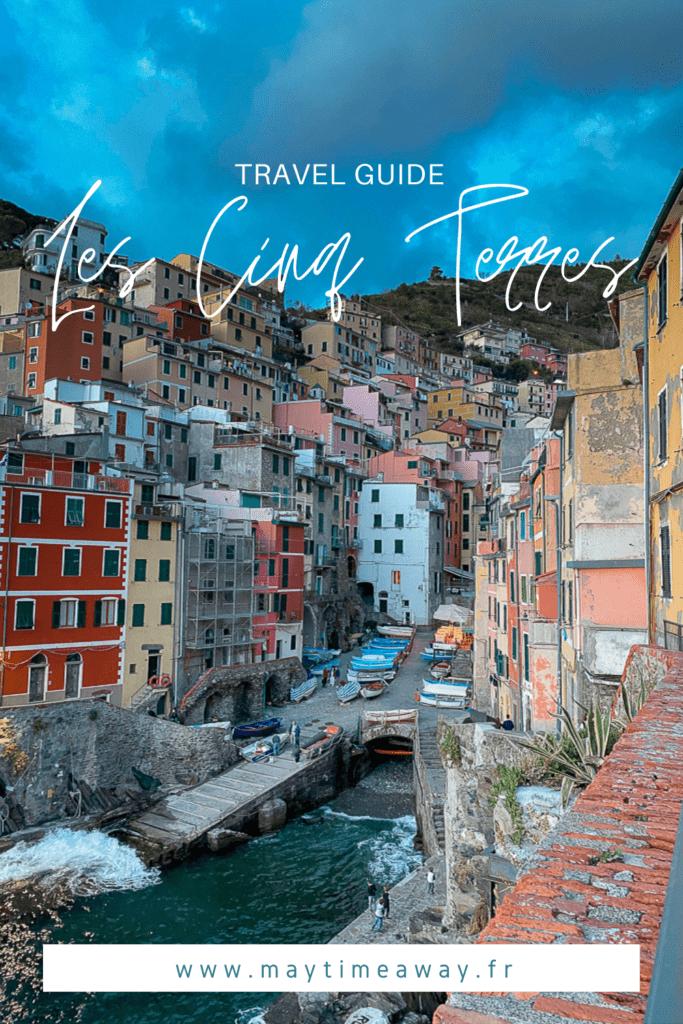 Visiter les Cinq Terres en Italie est un voyage incroyable ! Vous pouvez partir de 2 à 4 jours sans problème. Je vous partage dans cet article de blog mes conseils et itinéraire pour un séjour dans les Cinq Terres. Je suis restée 3 jours en ayant pu visiter Riomaggiore, Vernazza, Monterosso al Mare, Corniglia, Manarola mais aussi Levanto et Porto Venere ! Je vous donne mes conseils pour trouver un hôtel dans les Cinq Terres, comment se déplacer. Bonne découverte. #cinqterres #roadtrip #italie