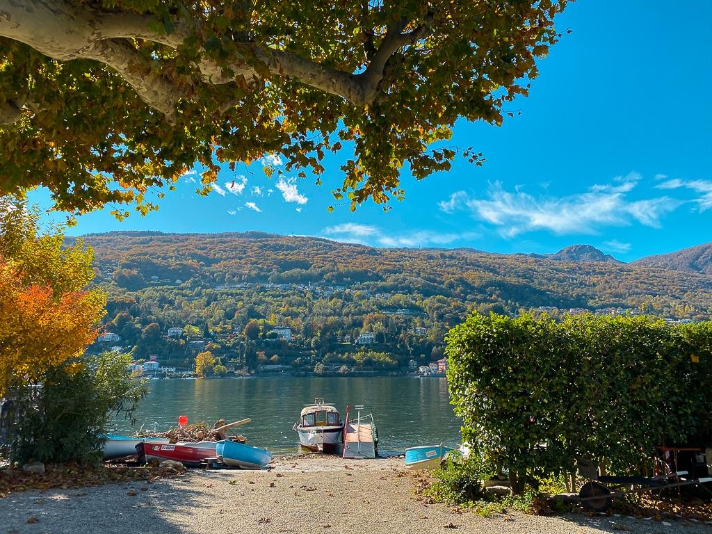 île des pêcheurs Lac Majeur